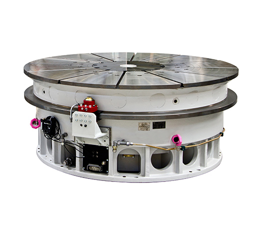 Hydrostatic rotary tables